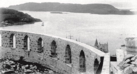 Construction of McCaig's Tower